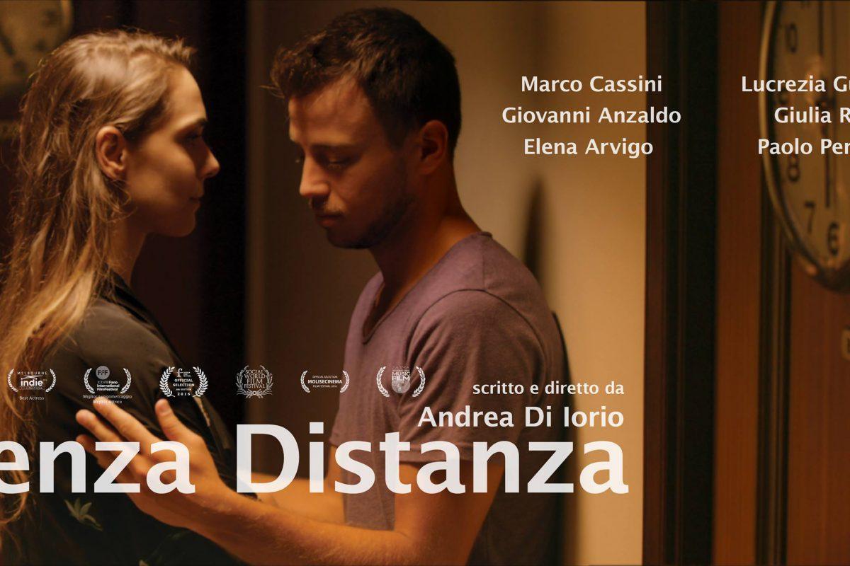 """""""Senza distanza"""" di Di Iorio. Riparte allo Smeraldo Alternativa Cinema"""