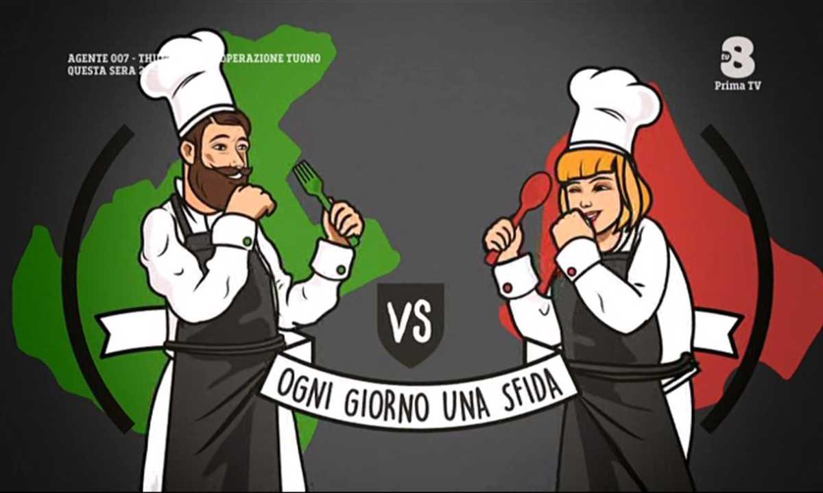Chef teramano protagonista in tv della sfida tra talenti della cucina