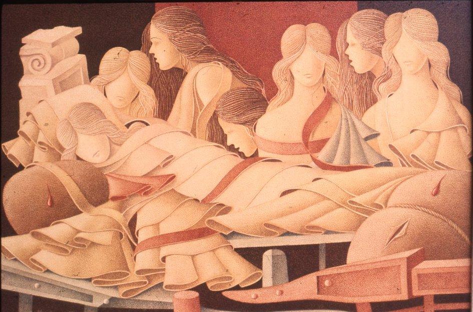 Omaggio a Angiolo Mantovanelli, scenografo e pittore