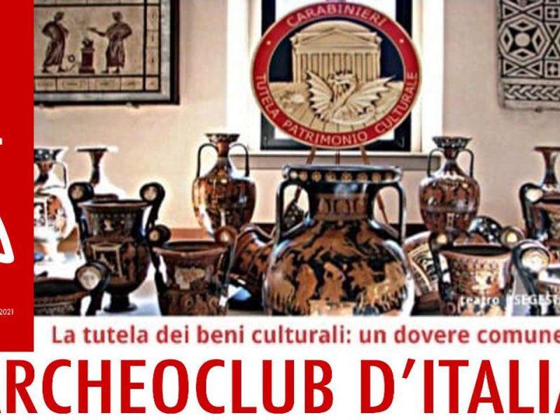 I 50 anni dell'ArcheoClub – Anche l'Abruzzo festeggia
