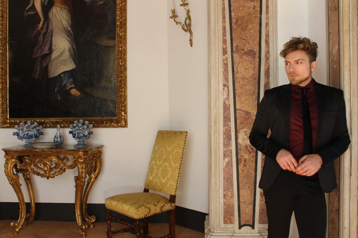 Il sopranista Divito per la Benedetto Marcello